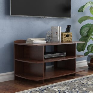 Reviews Miles TV Stand for TVs up to 35 By Andover Mills