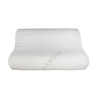Natural Touch Rayon from Bamboo Memory Foam Queen Pillow by Sinomax