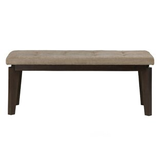 Gately Wood Bench by Red Barrel Studio