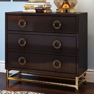 André 3 Drawer Chest
