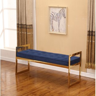 Marez Upholstered Bench