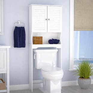 23.62 W x 62 H Over the Toilet Storage by Rebrilliant