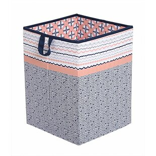 Buy luxury Manolis Collapsible Laundry hamper By Harriet Bee