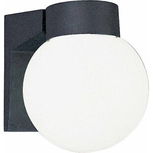 Deals 1-Light Outdoor Sconce By Volume Lighting