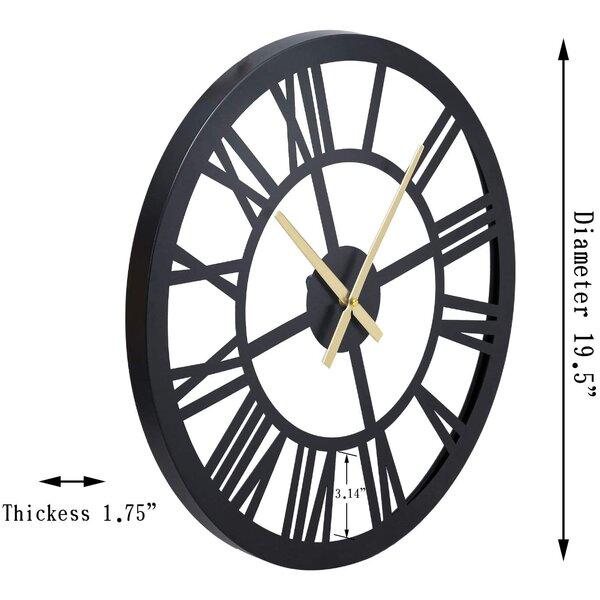 "Hypoluxo 19.5"" Wall Clock"