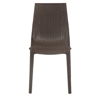 Gerena Stacking Patio Dining Chair (Set of 2)