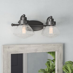 Ann Metal 2-Light Vanity L..