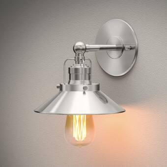 Ebern Designs Brookneal 2 Light Armed Sconce Wayfair