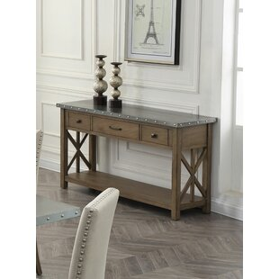 Ellinger Console Table by 17 Stories