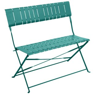 Nidavellir Stainless Steel Bench By Sol 72 Outdoor