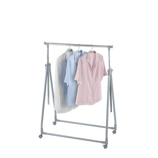 Melcher 88cm Wide Clothes Rail By Rebrilliant
