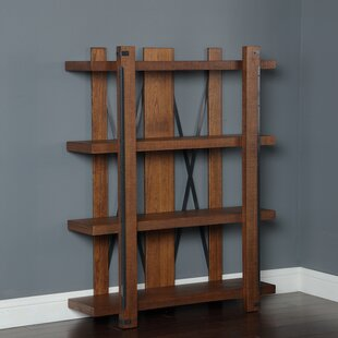 Cantilevered Etagere Bookcase