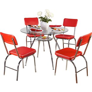 Retro Dining Set | Wayfair