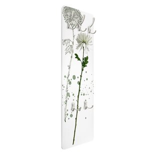 Dandelion Wall Mounted Coat Rack By Symple Stuff