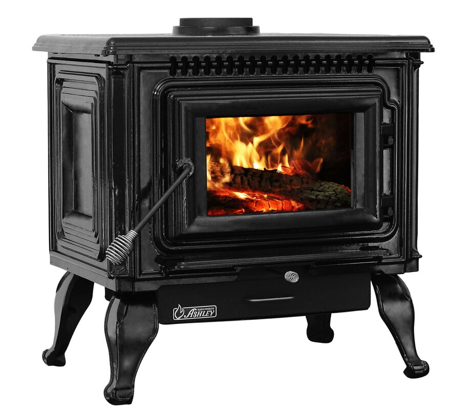 1,200 sq. ft. Direct Vent Wood Stove
