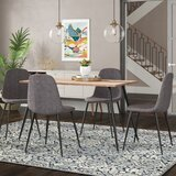 Lavenia 5 - Piece Dining Set by Zipcode Design™
