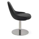 Gazel Round Dinning Chair by sohoConcept