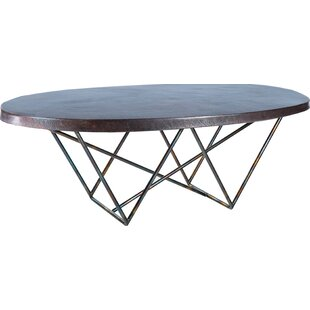 Maximiliano Oval Coffee Table