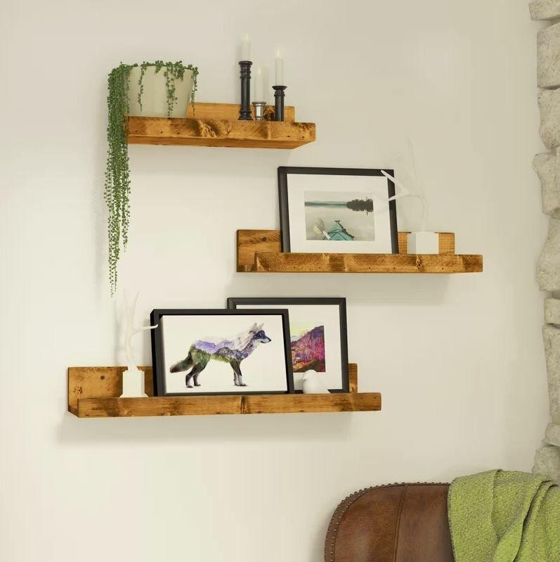 Wall U0026 Display Shelves Youu0027ll Love In 2019   Wayfair