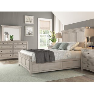 Woodside Queen Panel Configurable Bedroom Set by Three Posts