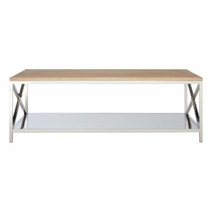 Chiswick Coffee Table With Storage By Ebern Designs