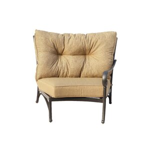 Carlitos Right-Facing Sectional With Cushion by Darby Home Co Today Sale Only