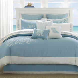 Coastline Reversible Comforter Set