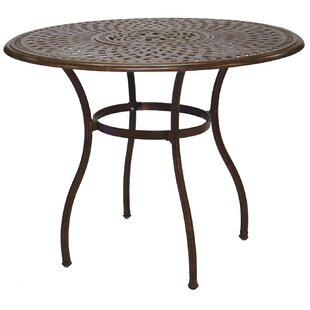Fairmont Traditional Adjustable Bar Table