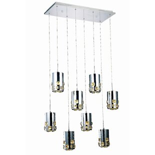 Verline 8-Light Pendant by Everly Quinn