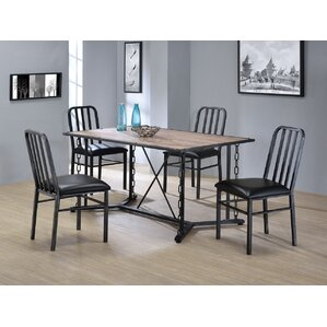 Jodie 5 Piece Dining Set by ACME Furniture