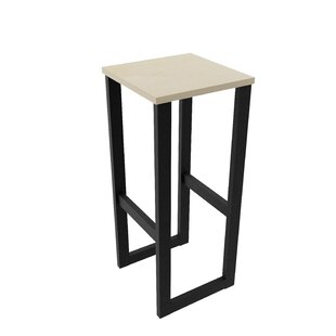 Akos 86cm Bar Stool By 17 Stories