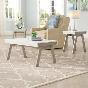 Shopping for Downer 3 Piece Coffee Table Set By Zipcode Design
