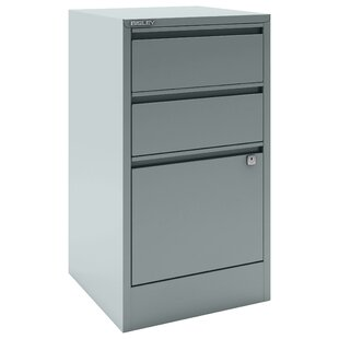 Home Filer 3 Drawer Filing Cabinet By Bisley