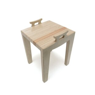 Narrative End Table by Context Furniture