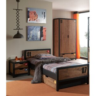 Bright 3 Piece Bedroom Set By Isabelle & Max