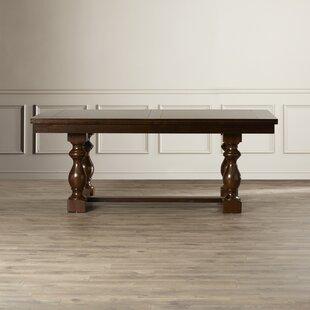 Villeneuve 9 Piece Extendable Solid Wood Dining Set