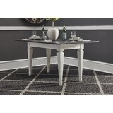 Charland Dining Table by Rosalind Wheeler