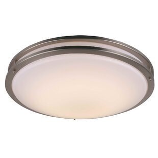 Viridian 1-Light LED Flush..