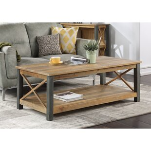 Calahan Coffee Table By Williston Forge