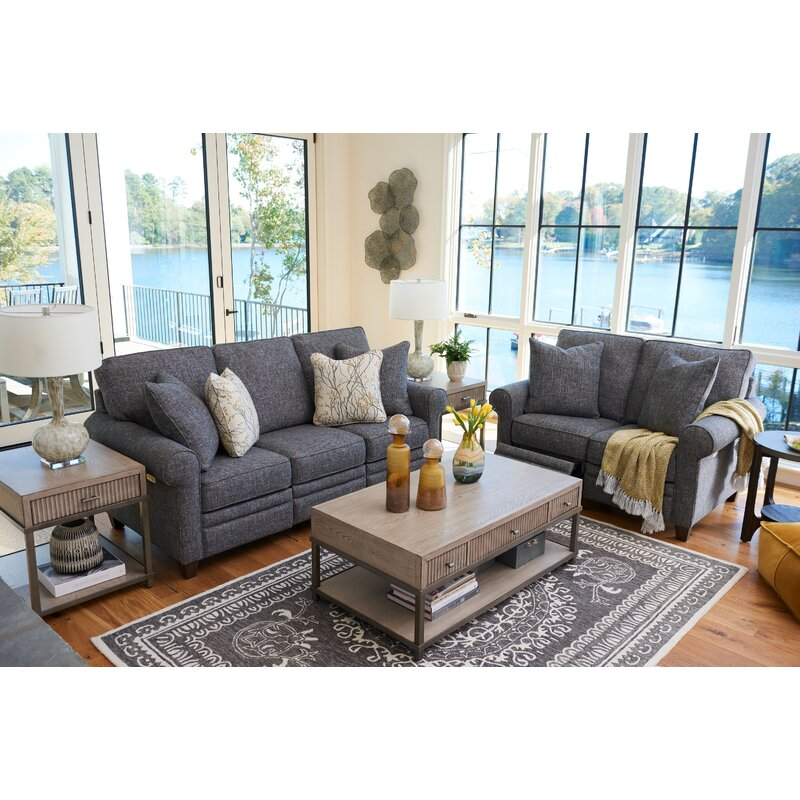 La Z Boy Colby Reclining Configurable Living Room Set Wayfair