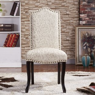 Corzano Designs Nottingham Parsons Chair (Set of 2)