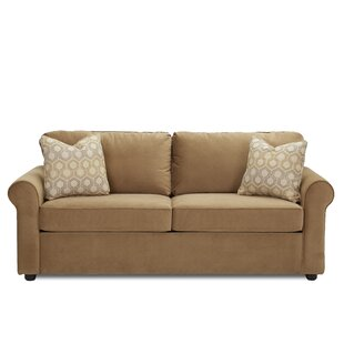 Red Barrel Studio Casares Innerspring Sleeper Sofa