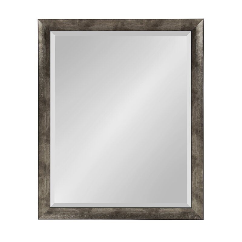 171fd09abae9 World Menagerie Dollman Large Framed Rectangle Accent Mirror