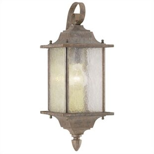 Order Olde Town 1-Light Outdoor Wall Lantern By Westinghouse Lighting