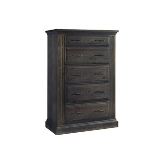 Loon Peak Pasley 5 Drawer Chest