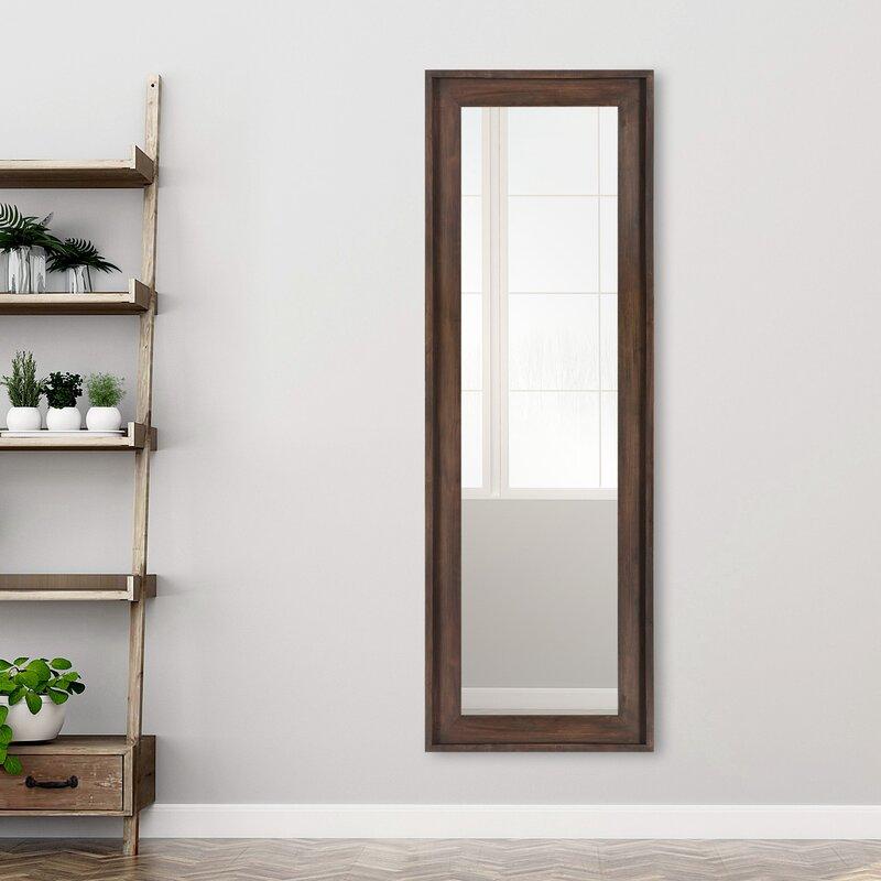 Costillo Wood Framed Full Length Mirror