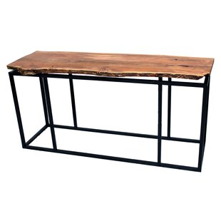 Bryana Console Table Union Rustic