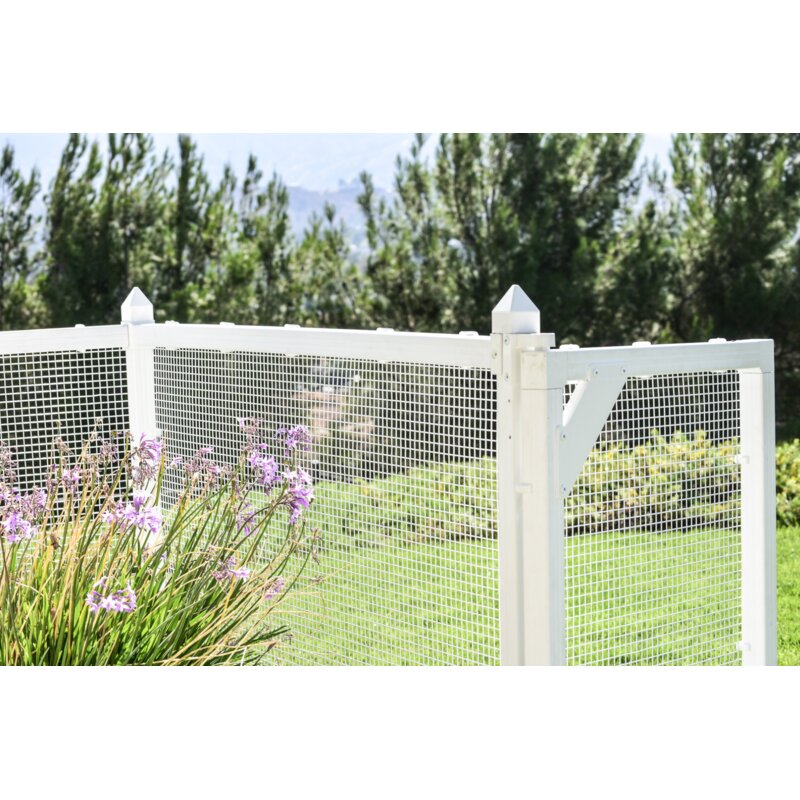 pet fencing panels
