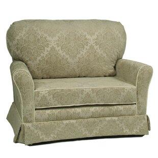 Merveilleux Cottage Chair And A Half Glider