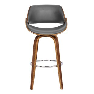 Price Check Farrish 26 Swivel Bar Stool by George Oliver Reviews (2019) & Buyer's Guide